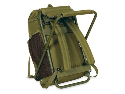 Стул-рюкзак Tatonka Fischerstuhl вид сзади