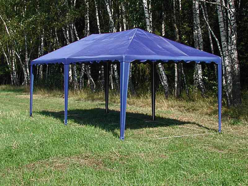 Текстильная беседка-шатер, компания Митек, Россия
