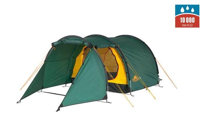 Тент- палатка «Alexika Tunnel 3», США