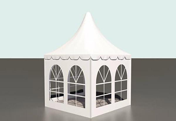 Зимний шатер пагода 3х3