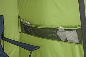 Карманы для хранения мелочей в палатке KSL Sanitary Zone
