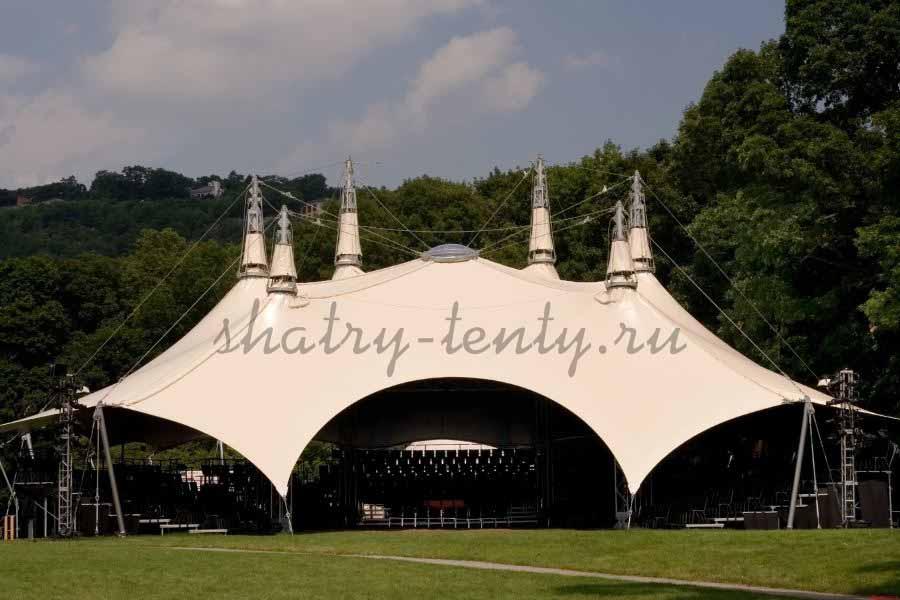 шатер-палатка Звезда 14Х9 стандарт
