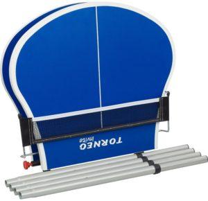 Теннисный стол Torneo TRN-NT мини в сложенном виде