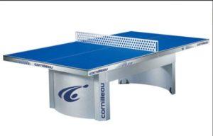 Антивандальный теннисный стол Сornilleau PRO 510 OUTDOOR, производитель: «Sponeta», Франция