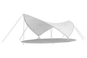 Классический каскадный шатер IMPERIAL TENT Cascade L6X8 для праздничных мероприятий
