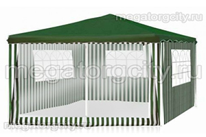 Быстро раскладывающийся шатер-автомат GREEN GLADE 3001 - 3 X 3 М, производство Китай