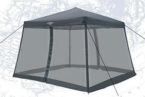 Быстро раскладывающийся тент-шатер Campack Tent G-3413, производство Китай