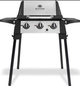 Газовый гриль Broil King Porta Chef 320, 3 горелки, производитель: Broil King, Канада