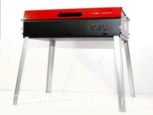 Гриль - чемодан BST 422, производитель: «BST», Италия