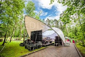 Каскадный шатер EDISON GROUP Сидней 100, производитель EDISON GROUP Россия