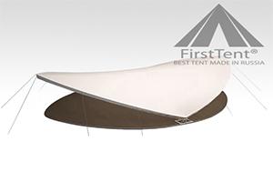 Каскадный шатер FIRST TENT 30 Х 18 М, производитель FIRST TENT, Россия