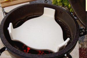 Керамический отсекатель жара для гриля MINI, производитель «Big Green Egg», США