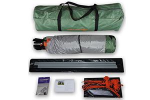Палатка-шатер MAVERICK Fortuna 350 в разобранном виде