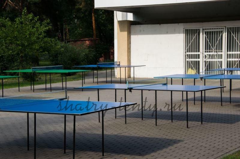 Любительский теннисный стол