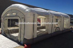 Надувной мобильный шатер Guangzhou BARRY БИ-ИТ 127 вид сбоку