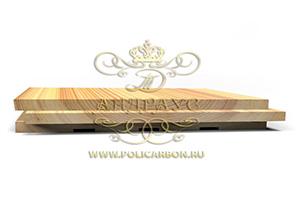Паркетная доска АНДРАУС из лиственицы, производства Россия