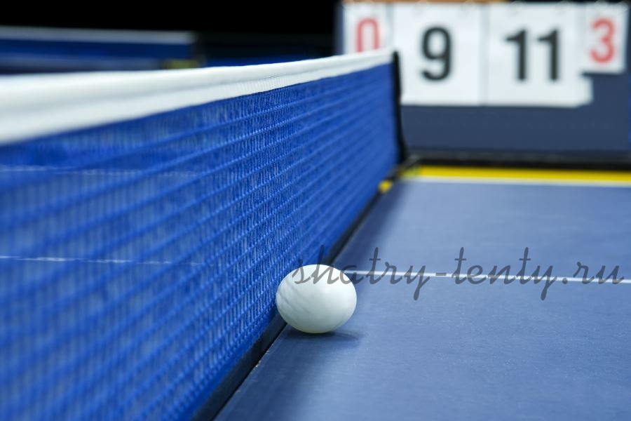 Плетенная сетка для теннисного стола