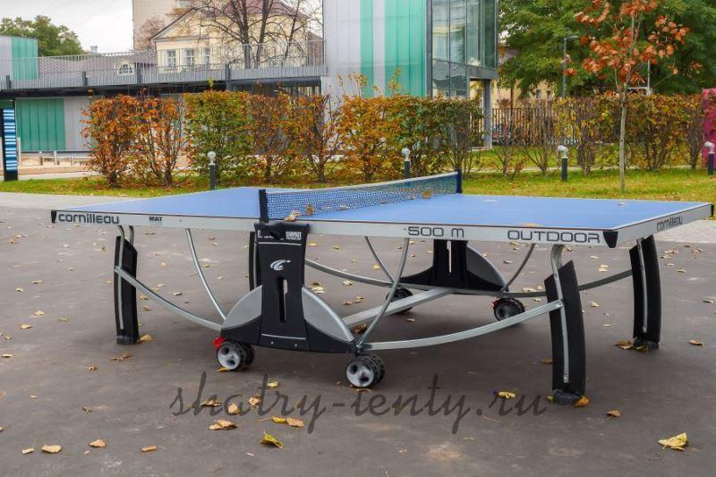 Тренировочный теннисный стол для спорсменов