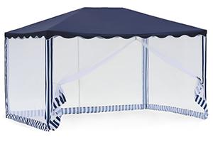 Раскладной шатер-трансформер GREEN GLADE для дачи 3 Х 4 М Стрим, производство Китай