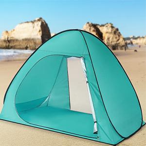 Раскладной тент шатер для пляжа LIXADA, производство Китай