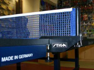 Сетка Stiga «Матч» закрепленная на теннисном столе