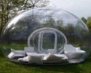 Прозрачная надувная сфера Beijing Fivering Jingcheng Tent Co, Китай
