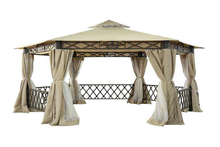 Садовая шатер - беседка разборной конструкции люкс категории