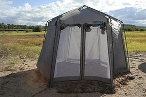 Шестиугольный шатер Campack Tent G-3601W со стенками производитель – Campack Tent INDUSTRIAL.CO Китай