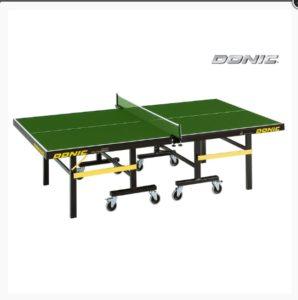Профессиональный теннисный стол Donic PERSSON 25 GREEN