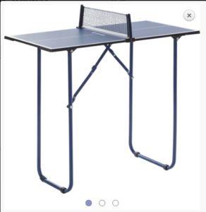 Теннисный стол «Торнео» МИНИ, производитель: «Torneo», Италия/ Китай