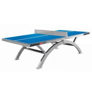 Всепогодный теннисный стол «DONIC SKY», синий, производитель: Donic, Германия