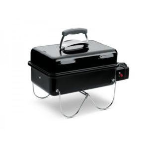Газовый гриль-чемодан Weber Go Anywhere Gas Производитель: Weber, США