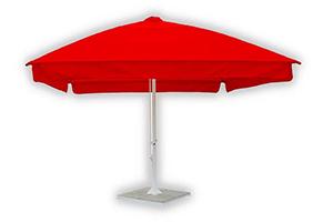Зонт уличный с воланом Митек производитель – Митек Россия