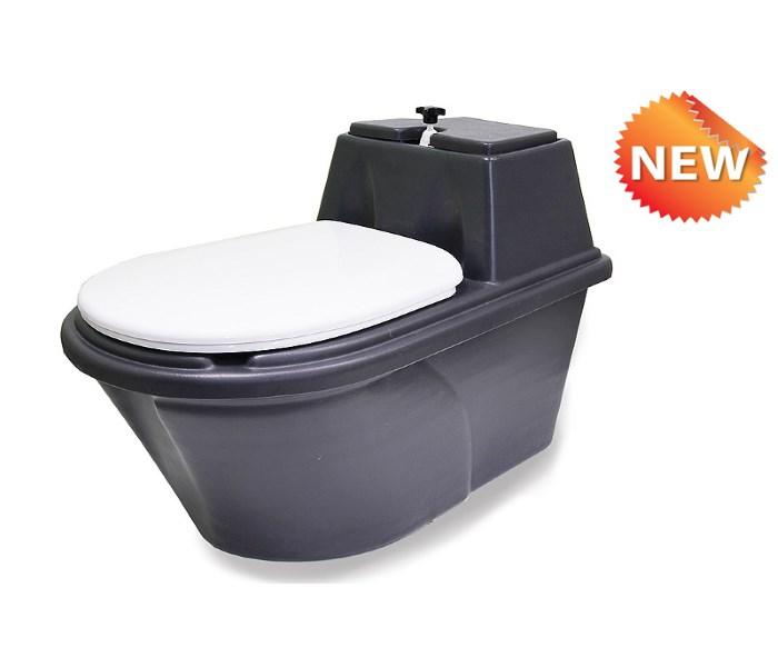 Пластиковый мобильный туалет BioComfort Практик