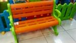 Детская скамейка Pilsan на детской площадке
