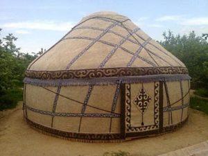 «Кыргызская 4 канат», производитель: «Юрта кыргызская», Кыргызстан