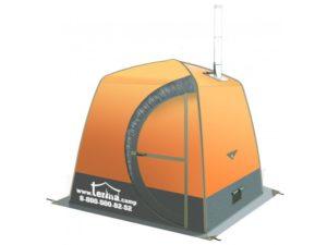 Мобильная баня - палатка «Терма 10», Производитель: Terma, Россия