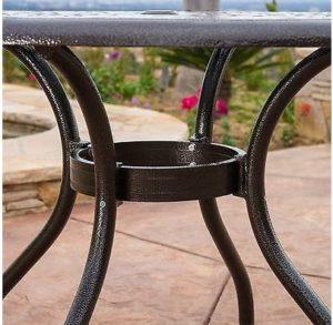 Алюминиевые ножки стола Outdoor Patio Furniture