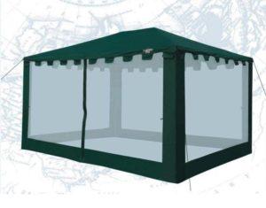 Зеленая палатка павильон Campack Tent G-3401 4 Х 3 М для отдыха, Китай
