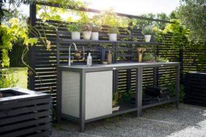 Переносная кухня для улицы Aminne Hillerstorp, Швеция