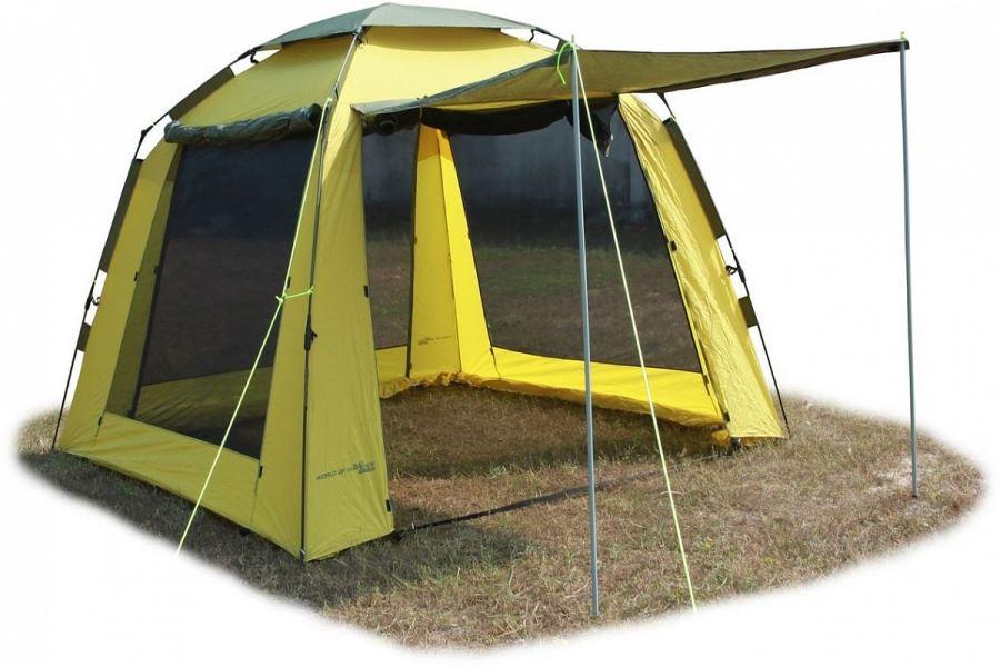 Тент палатка с москитной сеткой World of Maverick Fortuna 300 автоматический шатер