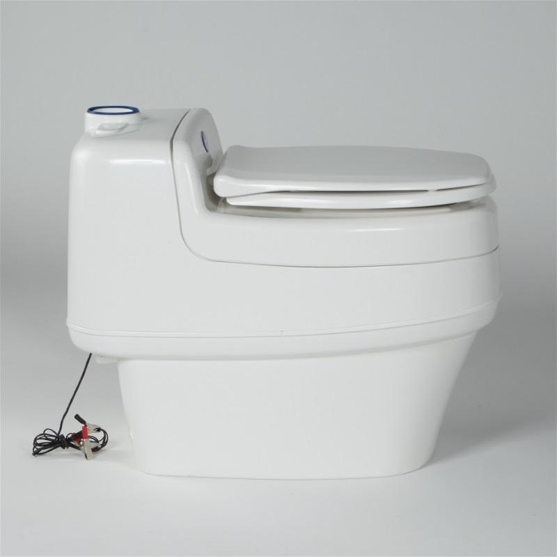 Компостирующий туалет Separett Villa 9011 белый, Швеция