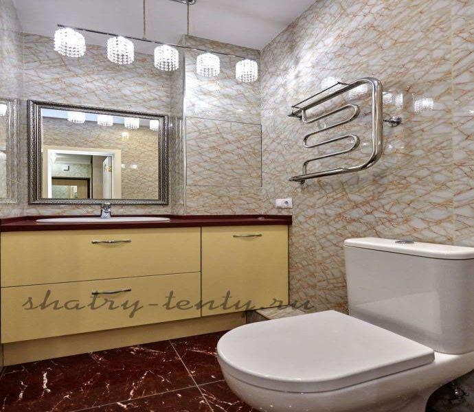 Мобильный туалетный модуль VIP класса