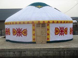 «Восьмиканатная» юрта, производитель: ТОО «Еркин А.С.», Казахстан