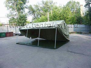 «Эльбрус-10», производитель: Паршинская швейная фабрика, Россия