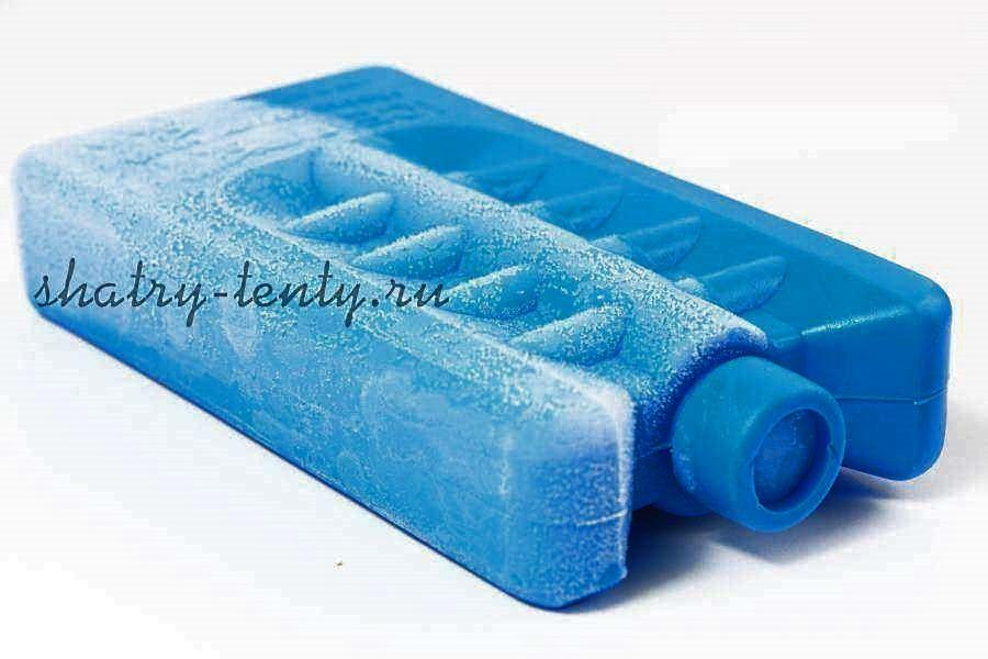 Хладогенератор синего цвета