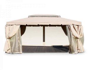Беседка тент-шатер Kvimol KM-0209 3 Х 4 М,Китай