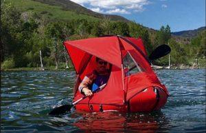 Лодка с тентом «TRAFT», производитель: «TRAFT», США