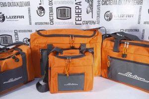 Оранжевая сумка холодильник линейки бренда «Airline»