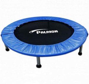 Синий «Palmon 92 см» (детский) с прыжковой поверхностью из полипропилена